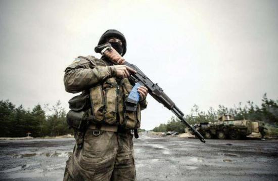 Военные погибают в зоне АТО из-за бронежилетов без брони