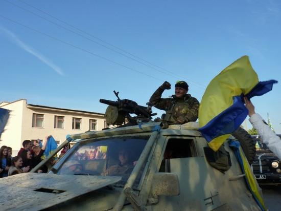 Десантники вернулись домой с потерями – 40% личного состава