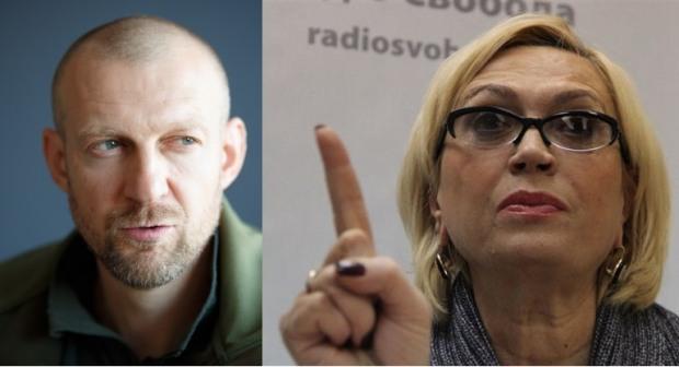 Экс-комбат-нардеп Тетерук нанес Александре Кужель сотрясение мозга