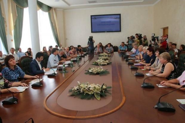 На Днепропетровщине подвели итоги конкурса проектов по энергоэффективности