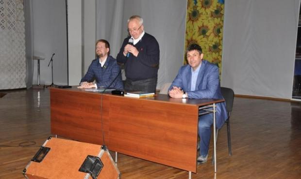 Радник лідера ВО «Батьківщина» Олексій Кучеренко відвідав Дніпропетровщину