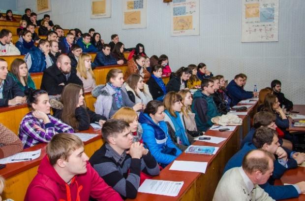 Студенты Днепропетровщины претендуют на звание самого лучшего