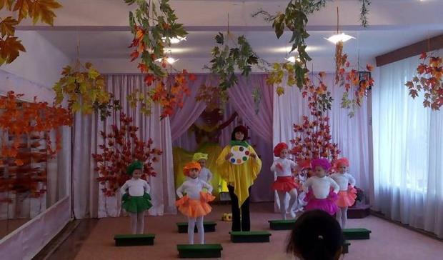 «Попелюшка» святкує осінній бал