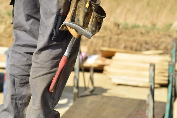 На Дніпропетровщині зменшуються обсяги виконання будівельних робіт