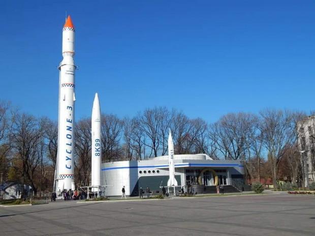 Дніпропетровська облрада наполягає, що не існує жодного договору оренди Парку ракет