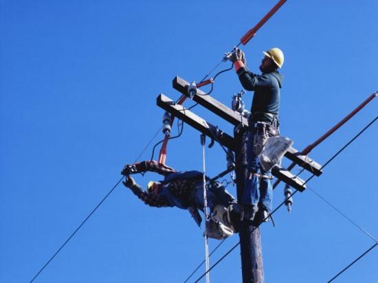 Без электроснабжения останутся дома в 5 районах Днепропетровска