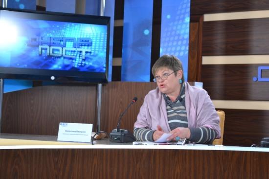 Окружная комиссия выразила «недоверие» знаменитой днепропетровской «подсчетчице» голосов