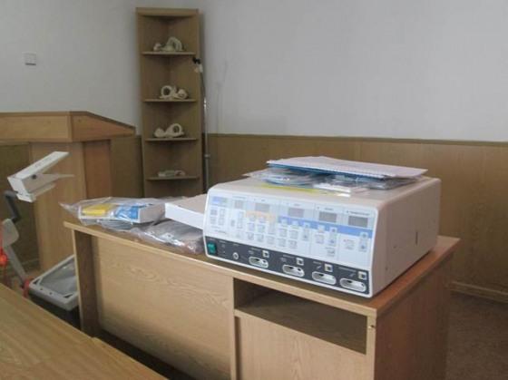 Областная больница имени Мечникова получила современный аппарат для отоларингологических операций