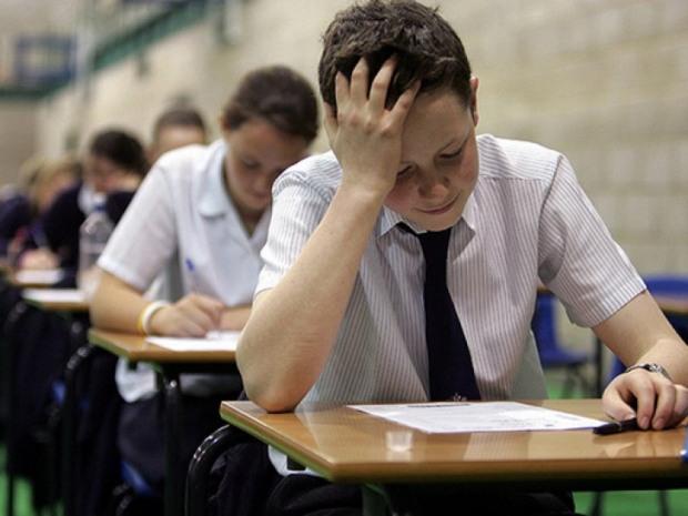 30 школьников Днепропетровщины не пустили на ВНО