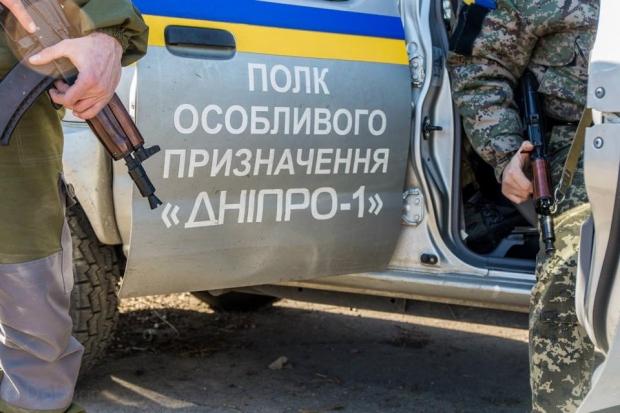 На базе полка «Днепр-1» еще идет следствие