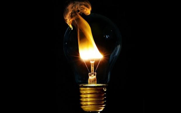 Отключение электроснабжения затронет большинство районов Днепра