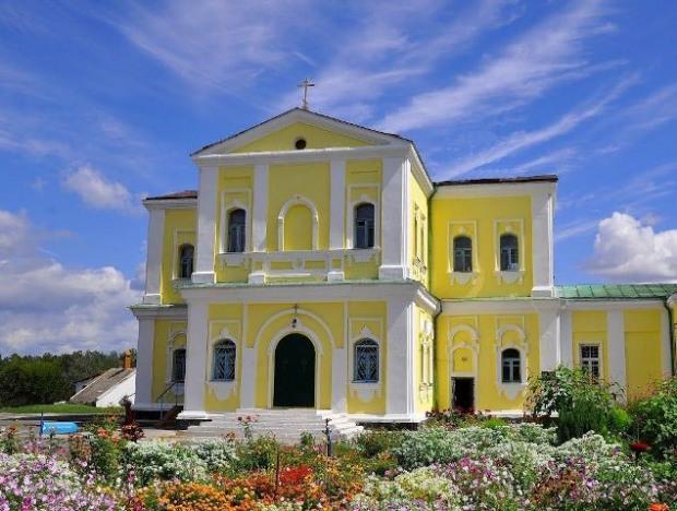 Увлекательная Днепропетровщина: Самарский Пустынно-Николаевский монастырь
