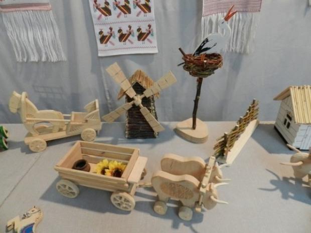 Лучшие мастера представят свои работы на Всеукраинской выставке
