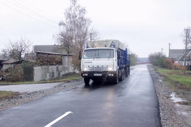 В Службе автодорог рассказали, сколько денег начислили за «перегруз» транспортных средств
