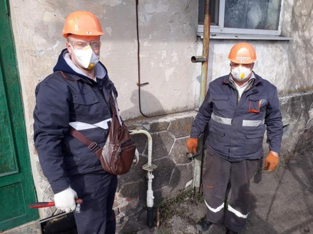 Персонал газораспределительных компаний обеспечен средствами защиты и гарантированной оплатой труда