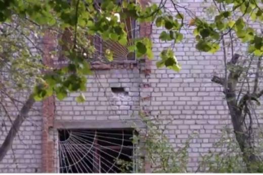 В Харькове стреляли из гранатомета по военкомату