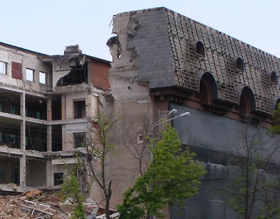 Старый Днепропетровск не должен быть уничтожен!
