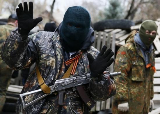 Дело террористов, обвиняемых в нападении на луганских пограничников, направлено в суд