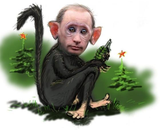 Лиза Богуцкая: Путин и ГРЕХОПАДЕНИЕ