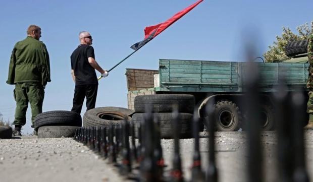 «Правый Сектор» вышел из блокады Крыма