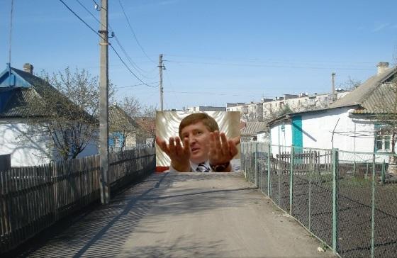 Энергетики Ахметова обесточат поселок из-за одного должника