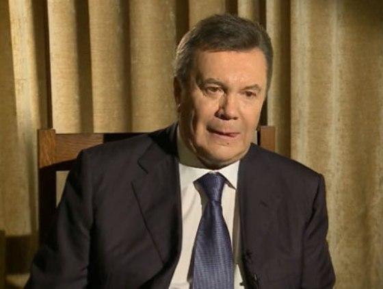 Янукович «всплыл» на голубом экране и собрался в политику
