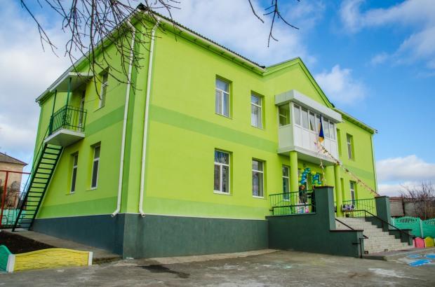 В Сурско-Литовском праздник – открывают детский сад