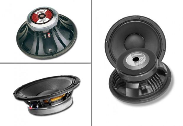 Комплектующие для акустики — как выбрать динамики для акустических систем
