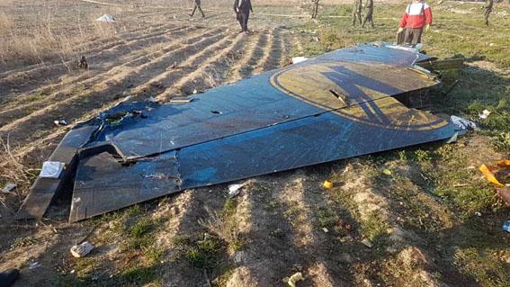Дніпропетровщина сумує за загиблими в авіатрощі в Тегерані