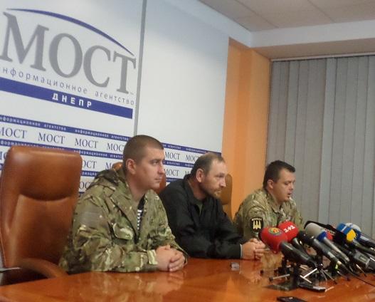 «Правый сектор» научился бить россиян
