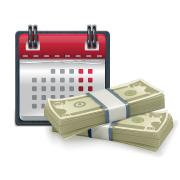 Ежемесячно украинцы оплачивают частями товаров на 175 миллионов гривен