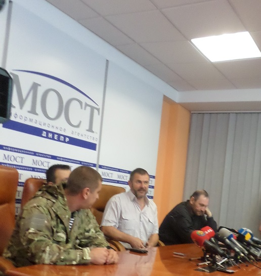 Юрий Береза пригрозил колом генералу Литвину