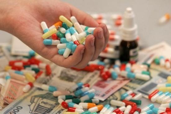 «Лекарственные» мошенники «наваривали» миллионы