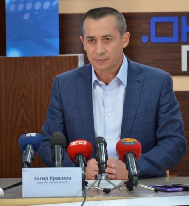 Краснов не поддерживает ни одного из кандидатов в мэры Днепропетровска