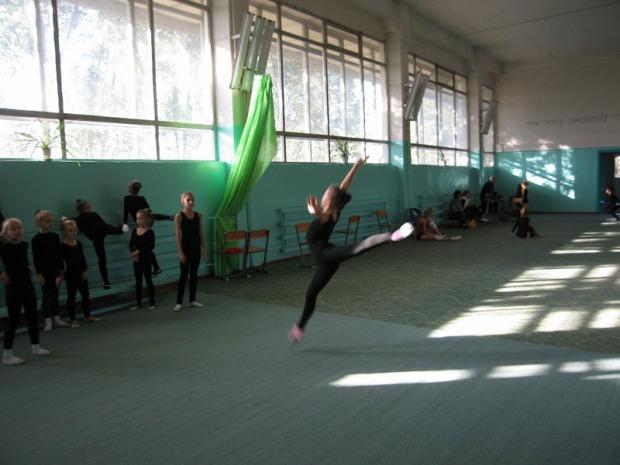Разгорелся скандал вокруг гимнастической школы «Спартак»