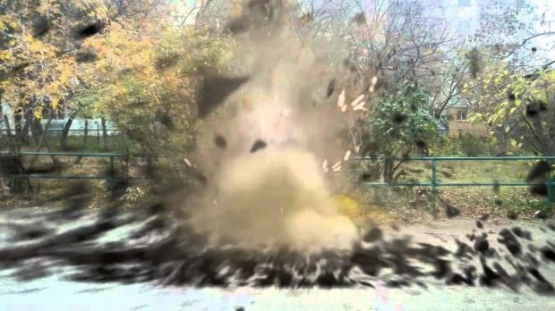 В Каменском (Днепродзержинск) в результате взрыва погибли люди