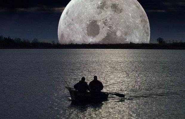 В ноябре земляне увидят самую большую Луну за 68 лет