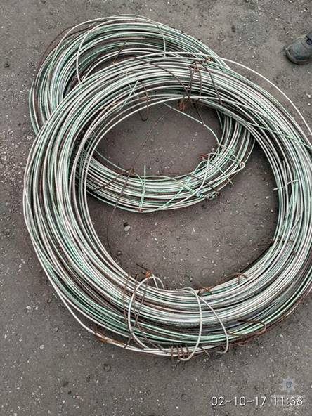 Мужчина хотел поправить свое финансовое положение за счет кражи кабеля