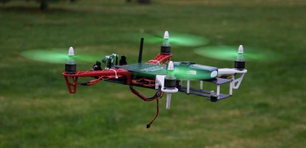 Дніпровська інспекція з питань благоустрою займання відстежує дроном