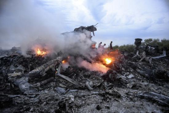 Расшифровка разговора авиадиспетчеров в момент катастрофы «Боинга-777»