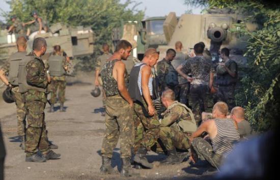 Начались протесты против «зарплатного» скандала с военными