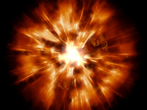 Воскресным вечером на Харьковщине прогремело 2 взрыва