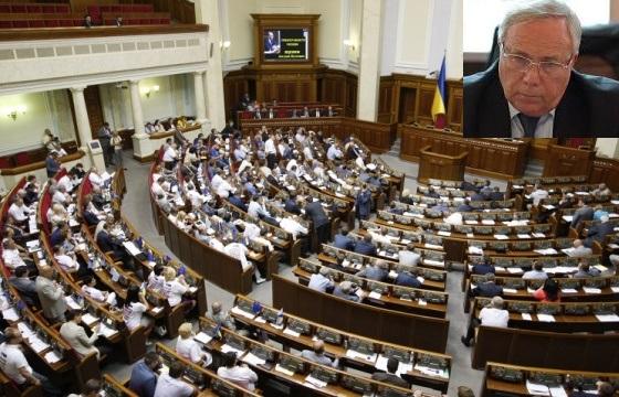В Верховной Раде могут прекратить мэрство Юрия Вилкула