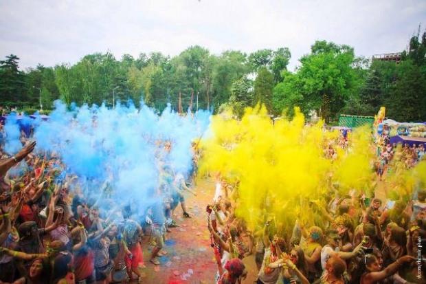 В центре Днепра соберутся тысячи разноцветных ребят
