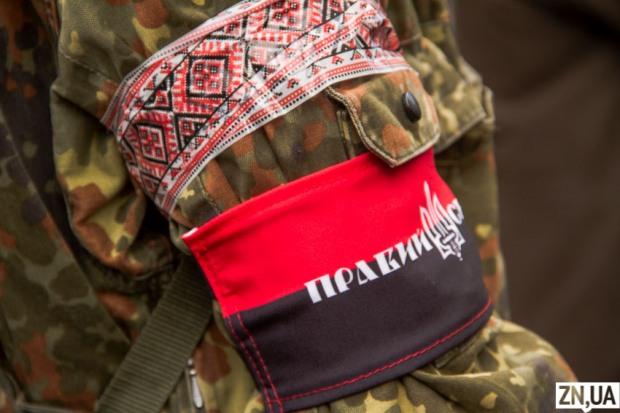В комиссию по предоставлению статуса бойцов-добровольцев АТО допустили «Правый сектор»