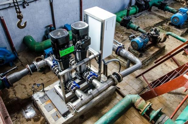 В Софиевке реконструировали водовод