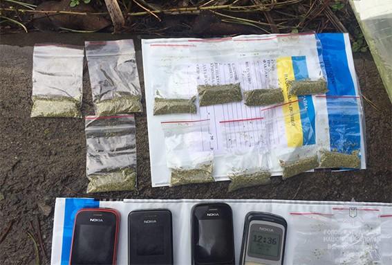 Житель Днепропетровщины прятал дома наркотики на 3 миллиона гривен