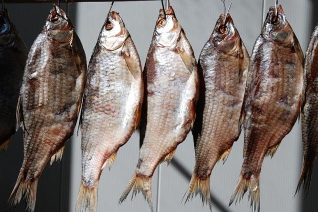 Вяленая рыба стала причиной первого случая ботулизма в Днепре
