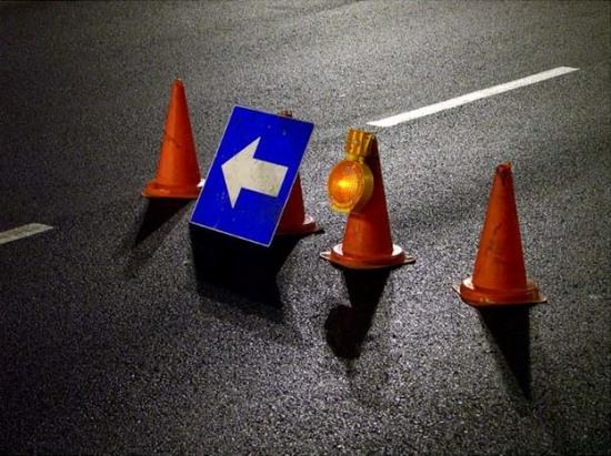 В Днепропетровске 2 дня будут перекрывать дороги в центре