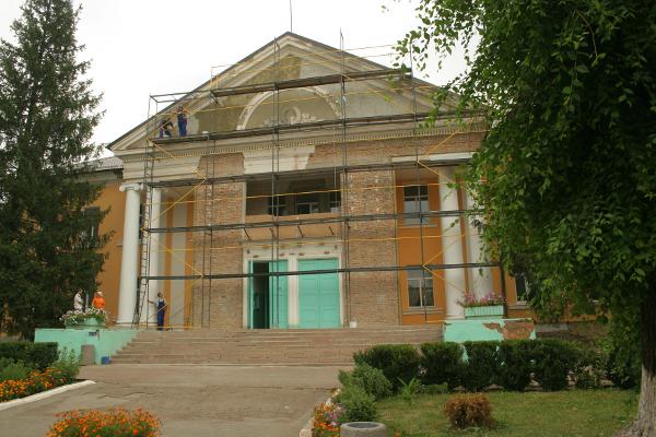 «Регионал» доремонтирует театр в Кривом Роге за 22 миллиона